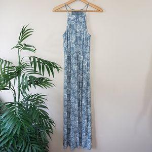 LOFT Outlet | Floral Print Maxi Dress